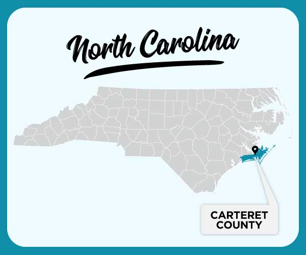 Carteret County North Carolina