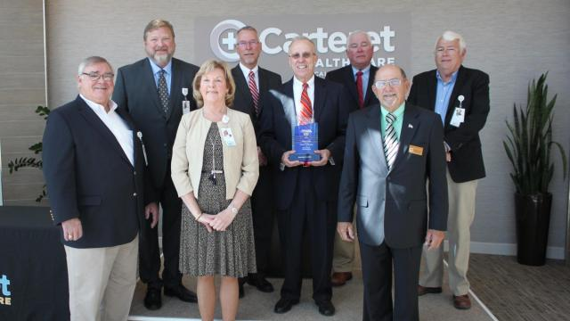 Carteret-County-World-class healthcare available in Carteret County through Mayo Clinic partnership